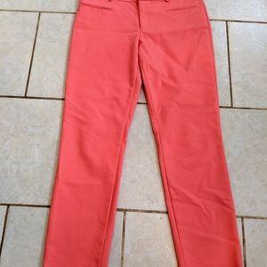 CLUB MONACO - salmon trousers